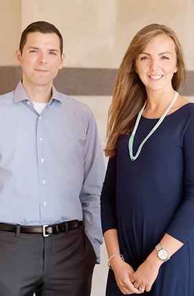 Psychology professor Aron Barbey, left, graduate student Marta Zamroziewicz and postdoctoral researcher Chris Zwilling conducted a new study linking blood levels of a key nutrient to brain structure and cognition in older adults.