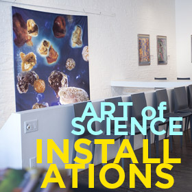 Art of Science Installations