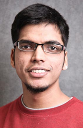 Sriram Chandrasekaran, a PhD student in the Nathan Price lab, has been selected as a Lemelson-MIT $30,000 Illinois Student Prize Finalist.