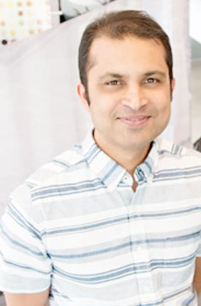 Saurabh Sinha, a professor of computer science, found with colleagues that genomics data will likely surpass other Big Data in scale.