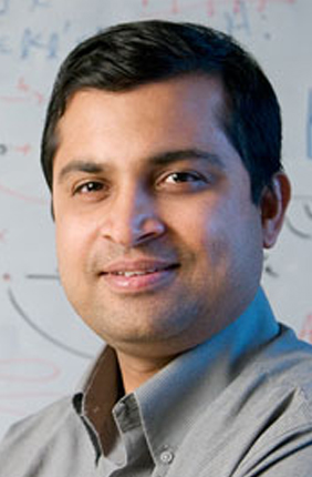 Saurabh Sinha, Associate Professor of Computer Science, and colleagues chosen for Top Ten Paper Award at the recent RECOMB/ISCB Conference on Regulatory and Systems Genomics.