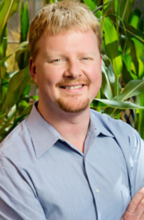 Plant biology professor and IGB faculty member Andrew Leakey with colleagues report that levels of zinc, iron and protein drop in some key crop plants when grown at elevated CO2 levels.