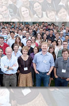 The University of Illinois hosted the 2013 International Symposium on C4 and CAM Plant Biology, with nearly 175 plant scientists from 17 countries discussed improving crop performance through photosynthesis in C4 and CAM plants.