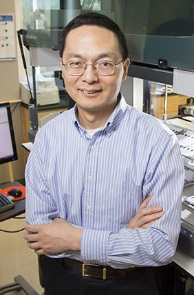 Huimin Zhao, Steven L. Miller Chair of Chemical and Biomolecular Engineering