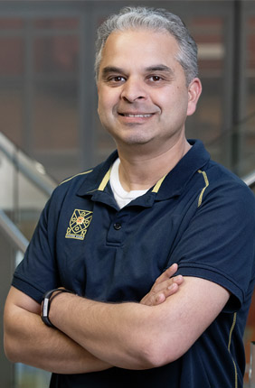 U. of I. anthropology professor Ripan Malhi and his colleagues use genomic techniques to understand ancient migration patterns in the Americas.