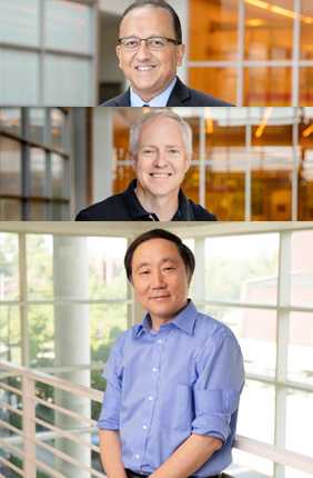 Faculty Receive Three NSF Rapid Grants For COVID-19 Testing