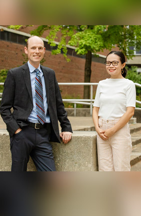 Illinois professor Erik Nelson and graduate student Liqian Ma found that a cholesterol metabolite hijacks myeloid immune cells to disarm the T-cell immune response to breast cancer.