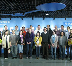 BGI-IGB Workshop in Shenzen, China