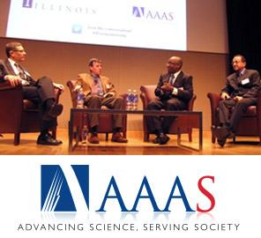 Illinois and AAAS Co-sponsor Bioengineering Panel