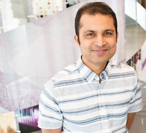 Computer scientist Saurabh Sinha and colleagues use biological knowledge and bioinformatic algorithms to predict dynamics of gene regulation.