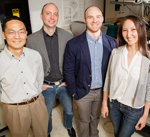IGB members Huimin Zhao, Charles Schroeder, and team have observed how genome-editing proteins find specific targets, which could lead to better diseease treatment gene therapies.