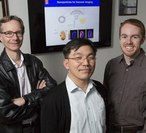 A new nanoparticle design, inspired by cell membranes, has led to clearer MRI images and paved the way for better diagnostic tools.
