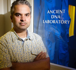 "Associate professor of anthropology Ripan Malhi featured on Day of Archaeology website in article ""Molecular Archeology Puts Artifacts in Perspective."""