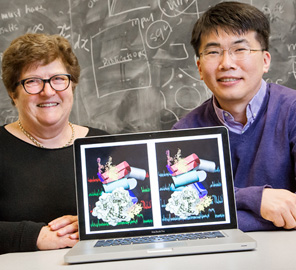 IGB faculty Zaida Luthey-Schulten and Taekjip Ha led a study of how the ribosome assembles itself.