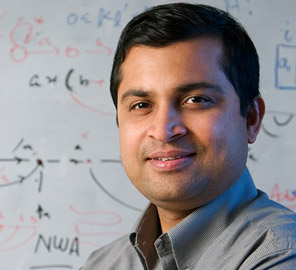 Award recognizes Saurabh Sinha, Associate Professor of Computer Science and member of the Gene Networks in Neural & Developmental Plasticity research theme.