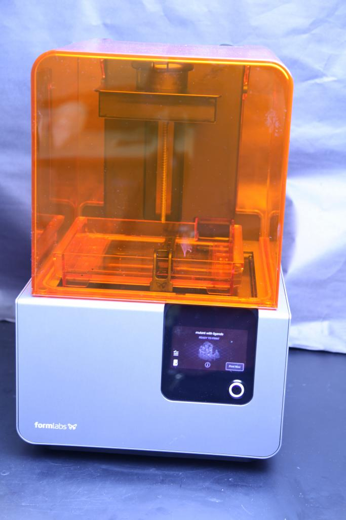 Form 2 Desktop 3D printer