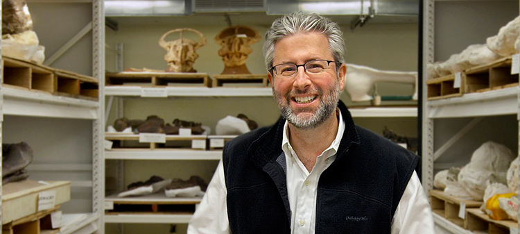 Neil H. Shubin, Robert R. Bensley Distinguished Service Professor of Organismal Biology and Anatomy at the University of Chicago and host, PBS, Your Inner Fish