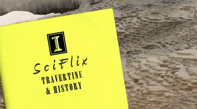 Sciflix: Travertine & History