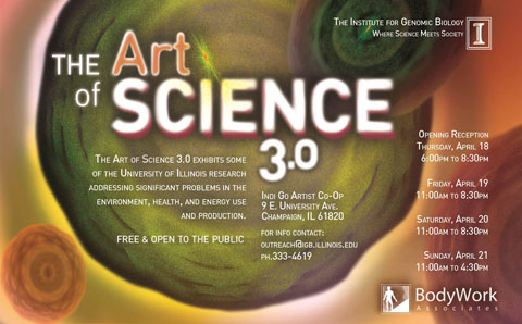 Art of Science 3 April 18-21, 2013